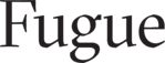 Fugue Logotype Black
