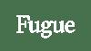 Fugue Logotype White Transparent